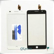 100% Оригинал Сенсорный Датчик Для Alcatel One Touch Pop Star 3 Г OT5022 OT 5022 5022X 5022D Сенсорным Экраном Дигитайзер Стекла инструменты