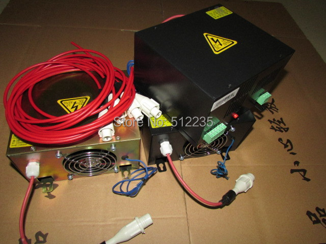Co2 Laser Power Supply 50w for Co2 Laser Tube 50W for Co2 Laser Cutting Machine 50w 50w co2 laser power supply for co2 laser engraving cutting machine myjg 50w