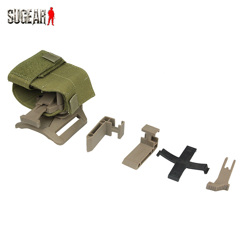 ФОТО Tactical FMA Belt System TB1114 Universal Holster Outdoor Portable Multifunctional Accessory Pouch EDC Utility Adjustable Bag