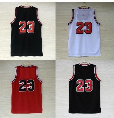 002abccd4452 2015 NEW Michael Jordan Basketball Jersey High Quality Embroidery throwback  jerseys Chicago 23 Sport Retro Shirt