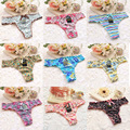 5pcs/bag High Quality Women's thongs Sexy G-String Cotton briefs Underwear Women Panties Underpant For slim Woman gadget clothes
