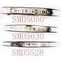 Светодиодная лента 12 в 5 м RGB светодиодная ленсветильник ственная 3528 5050 5630 Теплый Холодный белый RGB 300 led SMD Not /waterprooft