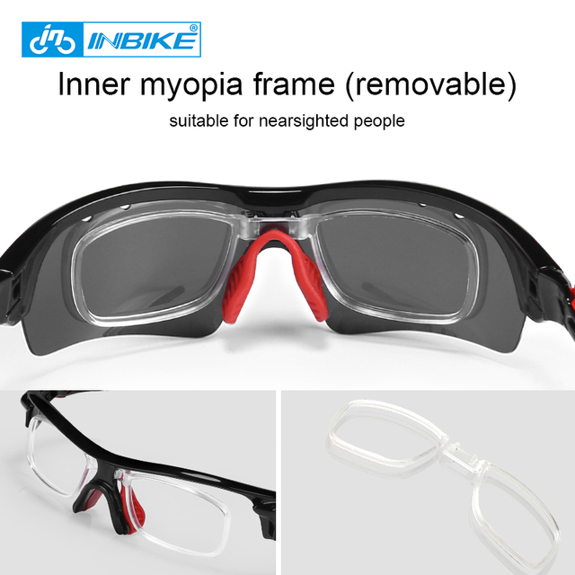 INBIKE Polarized Cycling Glasses