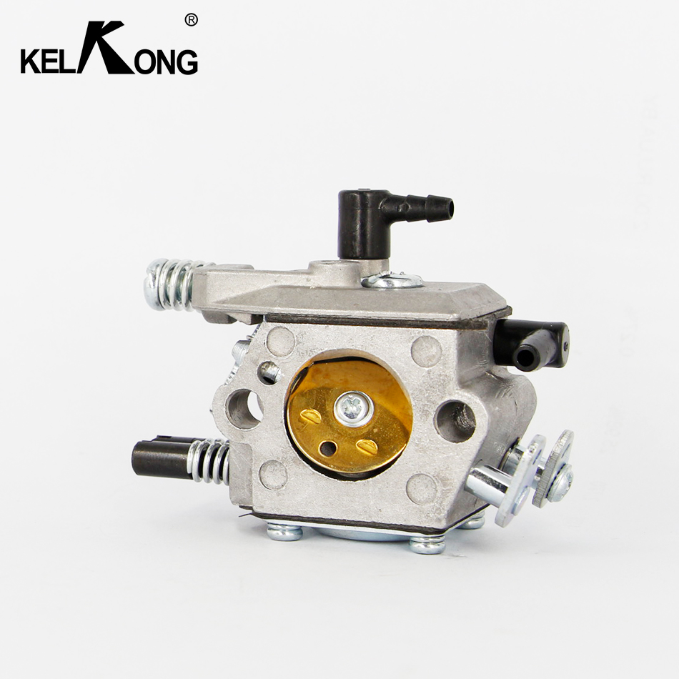 где купить KELKONG New 45cc 52cc 58cc Chain Saw Carburetor 4500 5200 5800 Chainsaw Carburetor Carb 2 Stroke Engine 4500 5200 5800 Chainsaw по лучшей цене