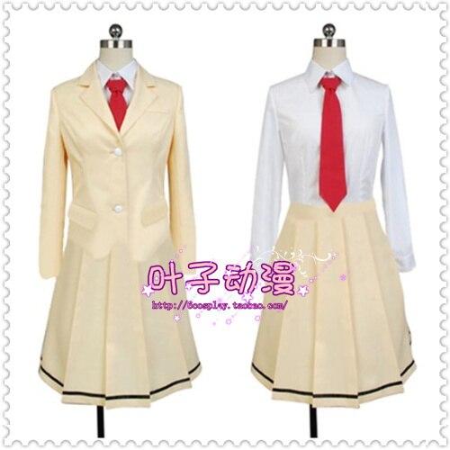 WataMote Tomoko Kuroki cosplay Costume custom any size