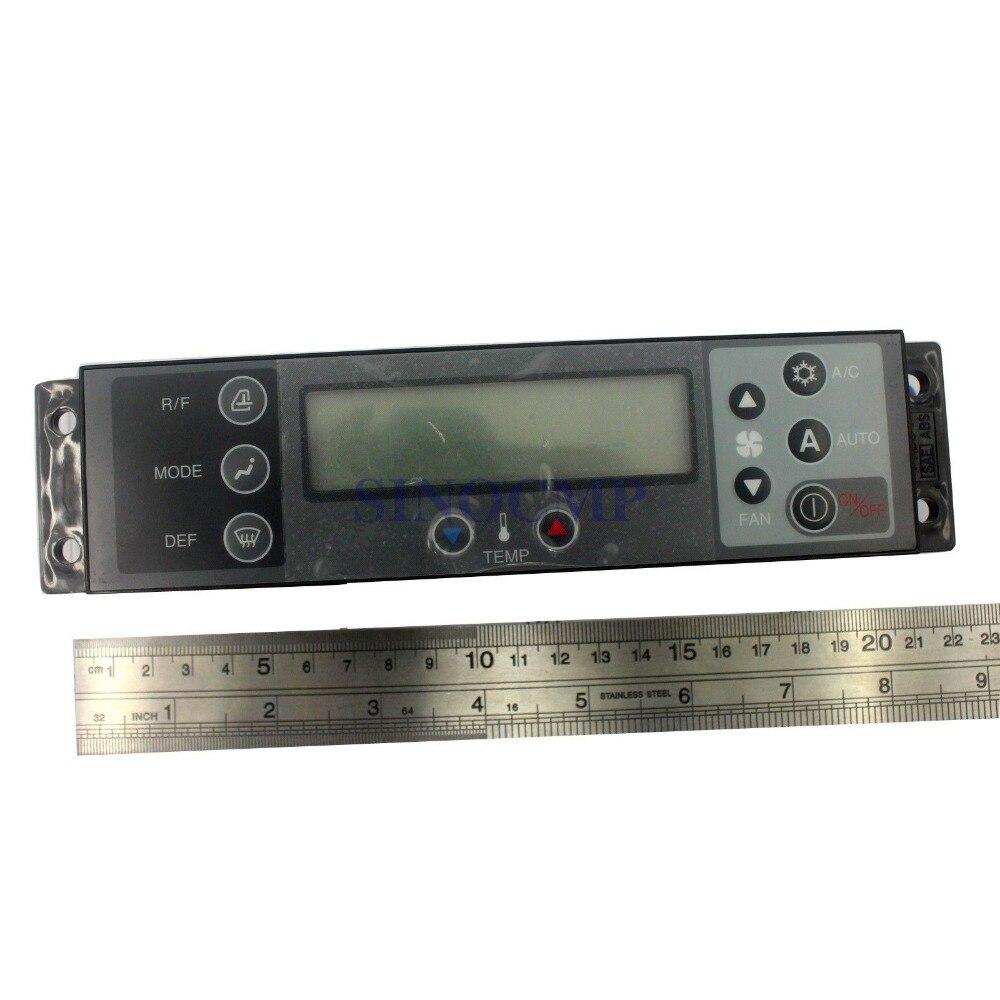 Air Conditioner Controller For Kato Excavator Parts , 6 month warrantyAir Conditioner Controller For Kato Excavator Parts , 6 month warranty