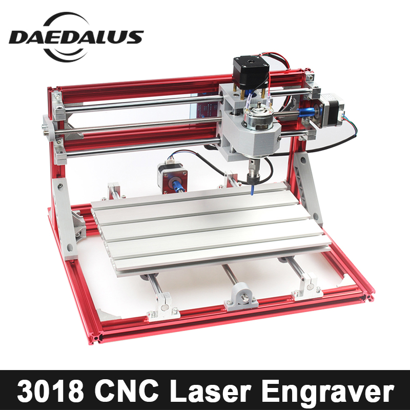 CNC 3018 Engraver Cutter Milling Router Engraving Machine Mini Milling Machine Wood Router GRBL Controller DIY Woodwork Tools wireless channel dsp controller 0501 handle remote english version for diy cnc milling machine engraver router
