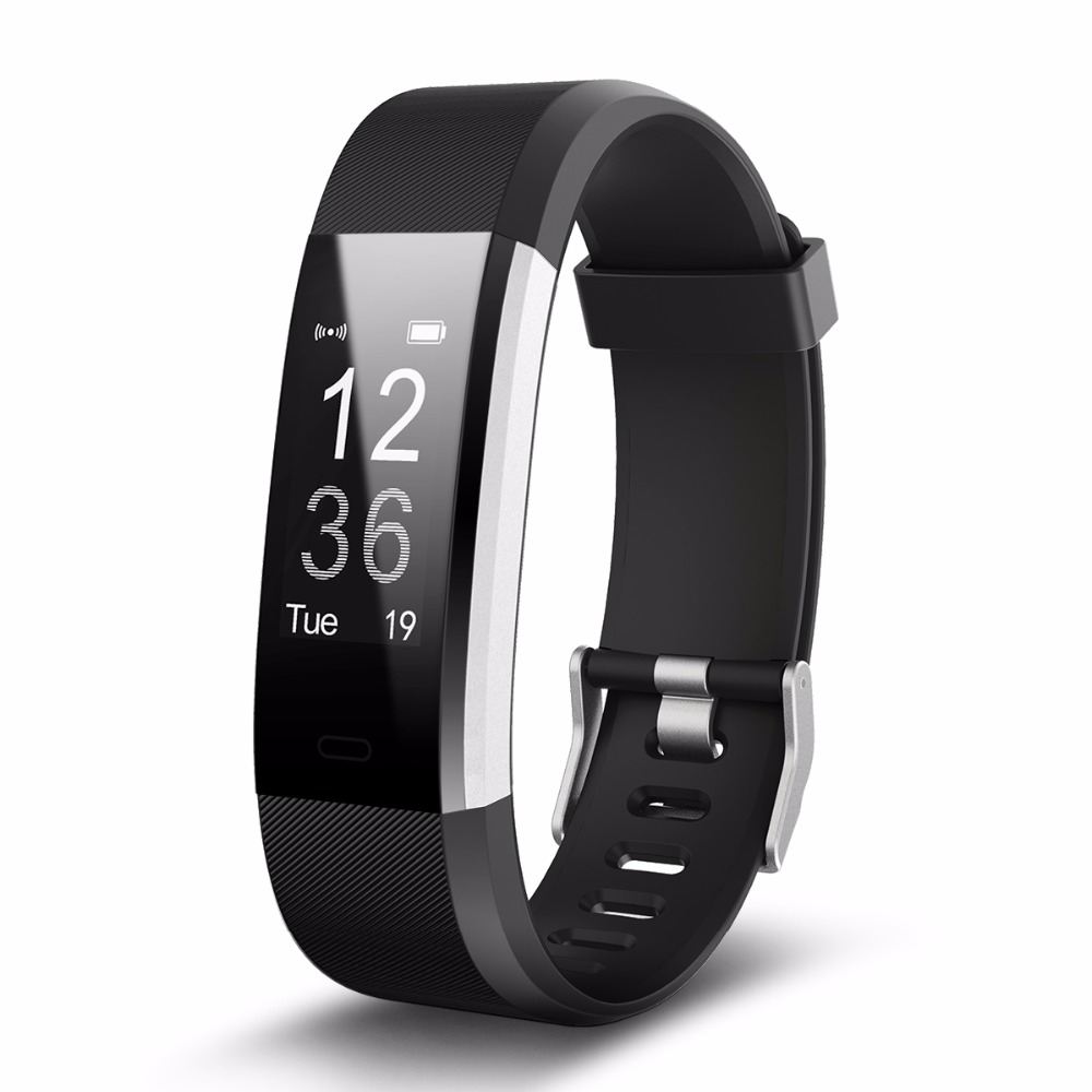 Torntisc ID115HR PLUS Sports Smartwatch With Heart Rate Monitor And Fitness Tracker for iOS Android 23