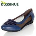 2016 Из Натуральной кожи плоский каблук женские летние сандалии горный хрусталь случайные женские сетки плоские туфли мать обувь сандалии размер 35-40