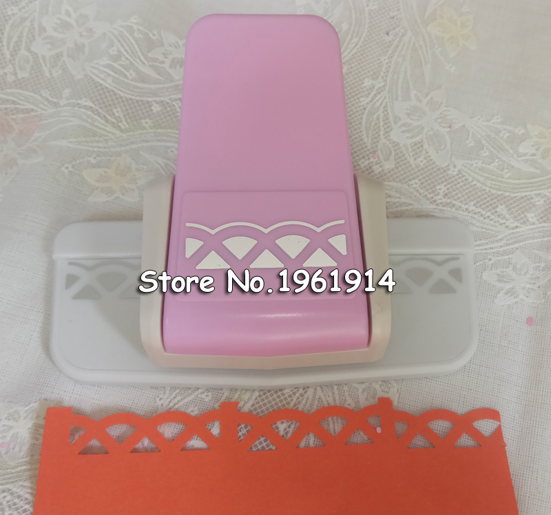 Free shipping new fancy foam border hole punch flower printing free shipping new fancy foam border hole punch flower printing machine greeting card making tools for children in embossers from home garden on m4hsunfo Image collections