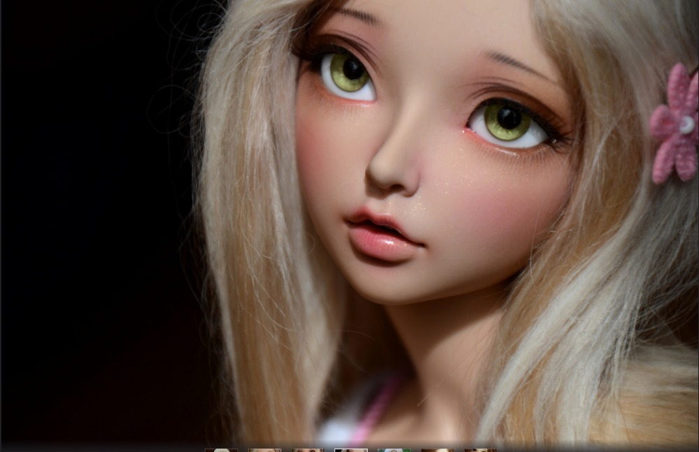 Stenzhorn Fashion Doll CelineBJD Doll High Quality Toy Shop Free Eye Environmental Resin Production