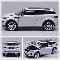 1pcs SUV CAR Range Rover Evoque CARS 2 Metal ABS 18cm 1 24 Open Door Hood