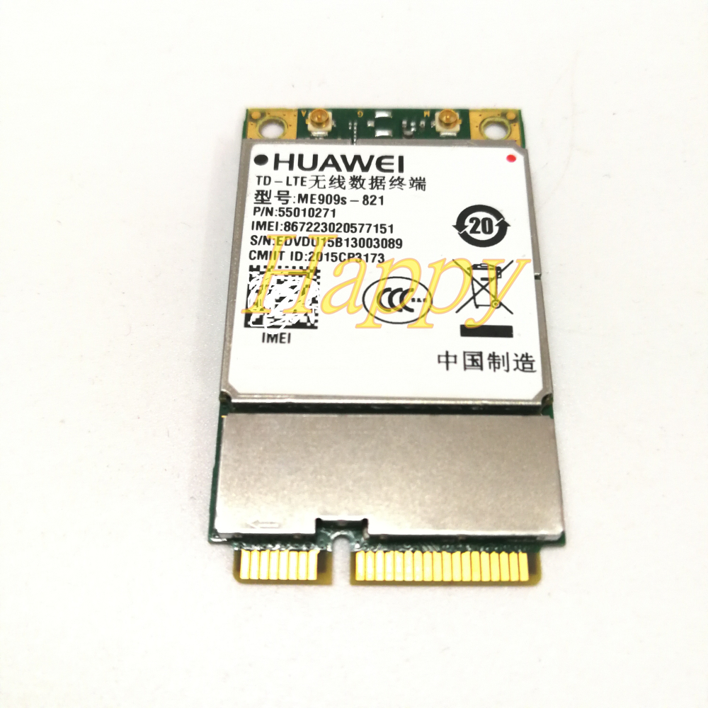 ME909S 821 Mini PCIe 4G all Netcom module, support analog voice serial port USB-in Switch Caps from Home Improvement    1