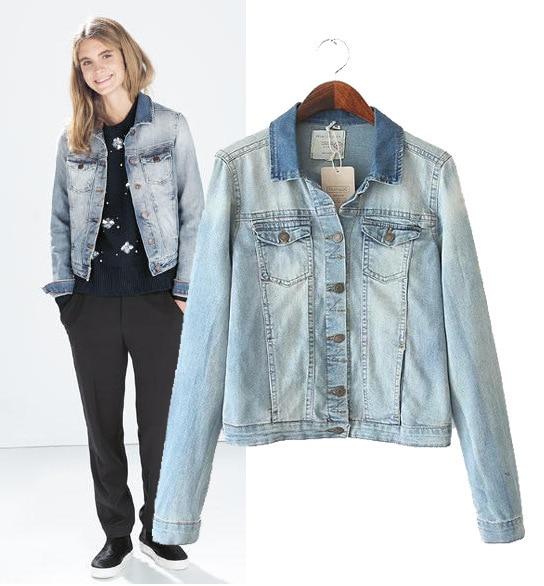 Light wash denim jacket womens – Modern fashion jacket photo blog