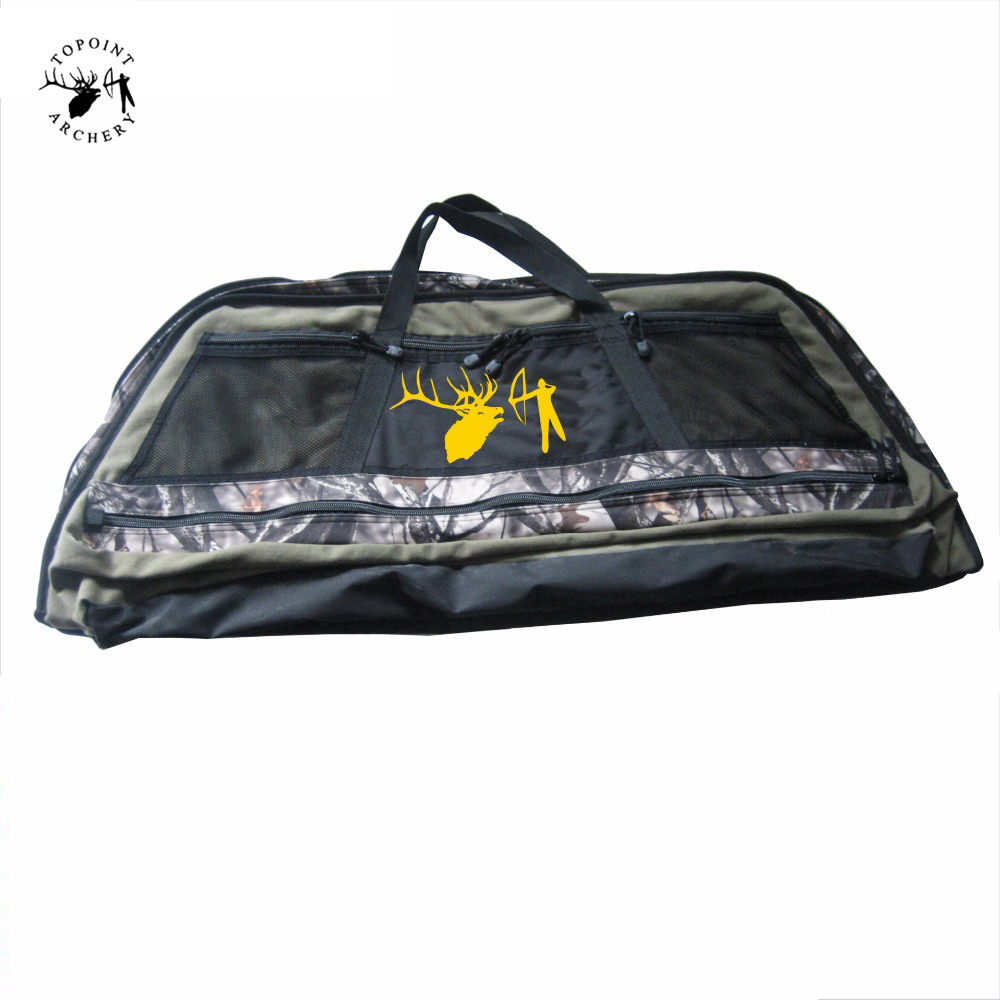 Compound Bow Bag High-grade Soft Bow Package Length 39 Inches Camouflage Printing For Archery Hunting ShootingCompound Bow Bag High-grade Soft Bow Package Length 39 Inches Camouflage Printing For Archery Hunting Shooting