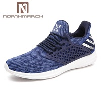NORTHMARCH 2018 New Arrival Summer Men Shoes Breathable Soft Light Mesh Shoes For Men Sneakers Walking Casual Men Shoes Footwear