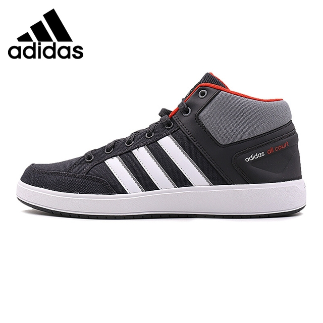 sale retailer 87713 0a9da Original New Arrival 2017 Adidas CF ALL COURT MID Mens Tennis Shoes  Sneakers