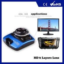 Full HD 1080P Recorder Mini Car DVRs Camera of Video Registrar Night Vision Black Box Carcam DVR