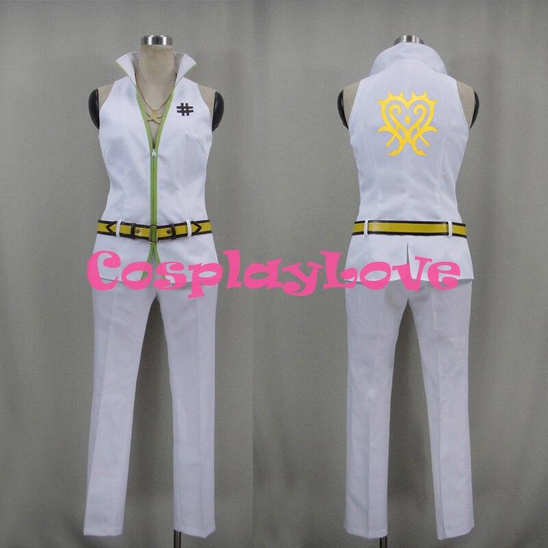 Custom Made Japanese Game Idolish 7 Nikaido Yamato Cosplay Costume Christmas Halloween High Quality CosplayLove