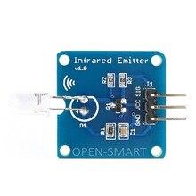 Infrared Emitter IR Transmitter 38KHz 940nm IR Emitter Module for Arduino