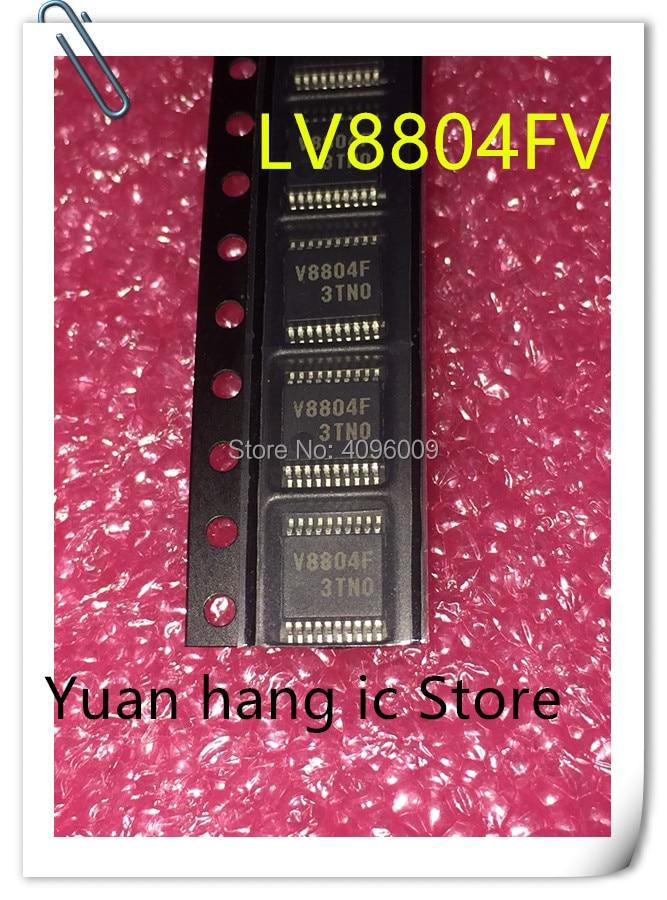 5PCS LV8804FV-TLM-H LV8804FV LV8804 V8804F SSOP20 100%NEW