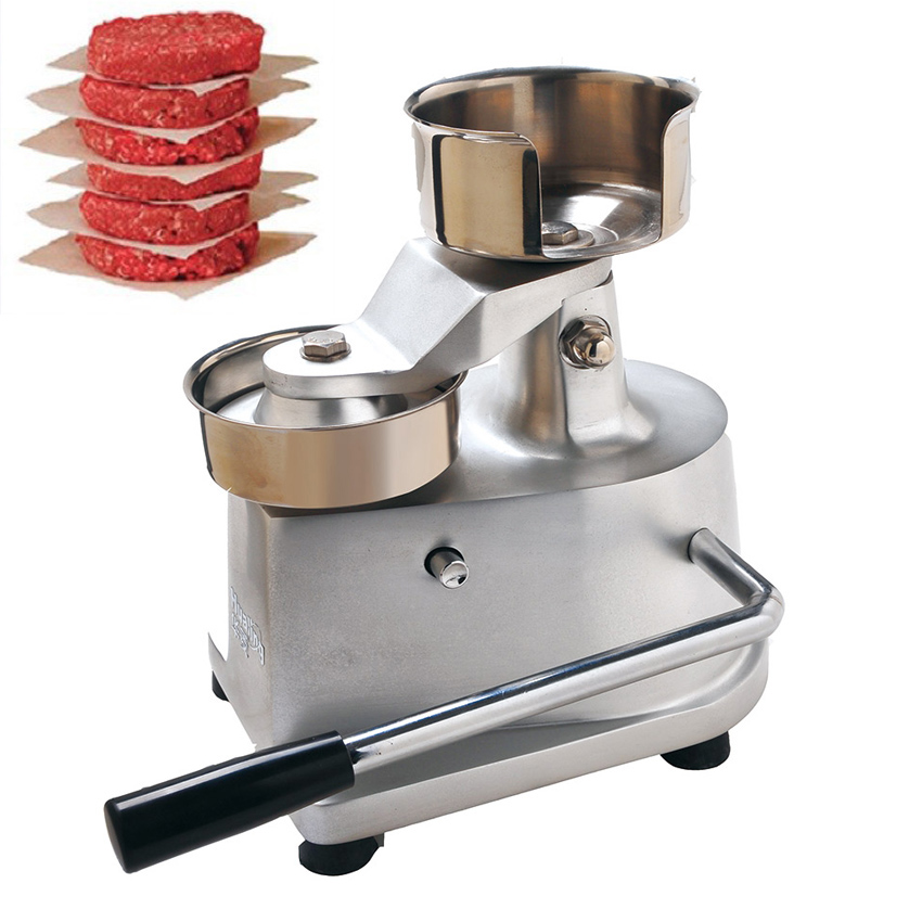 1 PC hot selling fast delivery high quality 100mm hamburger press,hamburger maker machine,hamburger patty maker hot selling 100