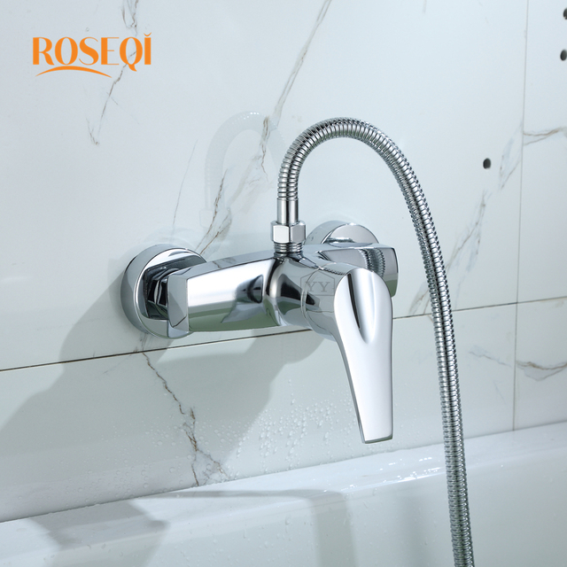 New Arrival Single Handle Stainless Steel Rotate Tub Filler Bath ...