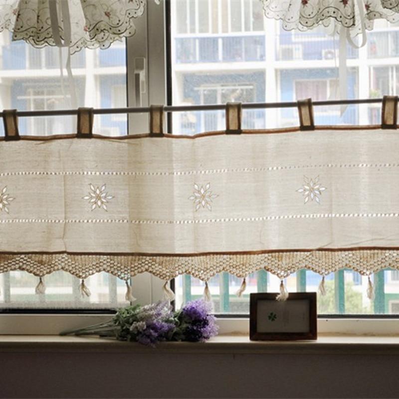 Cortinas da cozinha de croch vender por atacado - Estilo de cortinas ...