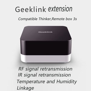 Image 5 - Geeklink GR 1 Extension Intelligent Controller Smart Home Automation Wireless Switch WiFi+RF+IR Remote Control Via IOS Android