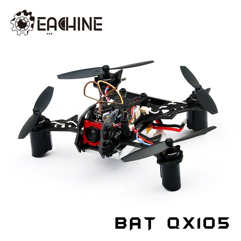 Оригинальный Нибиру bat qx105 w/aiof3_brushed OSD 600TVL Cam 1020 Двигатель зуммер Micro FPV-системы RC racer-гоночный Drone Quadcopter БНФ