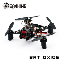 Original Eachine BAT QX105 W AIOF3 BRUSHED OSD 600TVL CAM 1020 Motor Buzzer Micro FPV RC