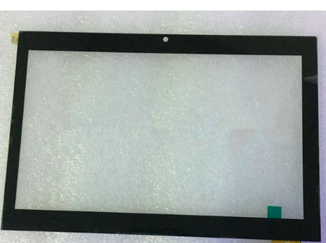 New capacitive touch screen panel Digitizer Glass Sensor Replacement For 7 inch QUMO Gamebox 7 Quadro Game Tablet Free Shipping new capacitive touch screen yj312fpc v0 touch panel digitizer glass sensor for yj312fpc v0 mid touch screen glass