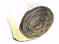 30 X40 76cm X100cm Car Aluminum Foil Mat Damping Antisepsis Heat Noise Sound Resistance Insulation Deadening