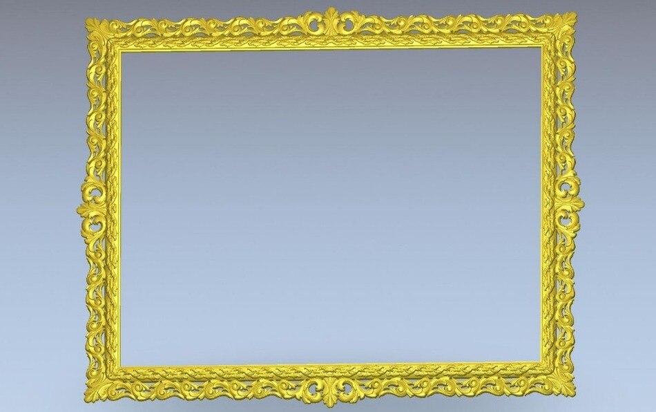 3d модель, рельеф для ЧПУ в формате STL Frame_10