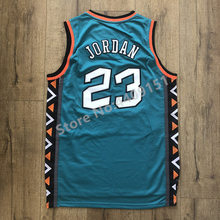 12e3e2eef EFKGH Mens 23 Michael Jordan 1996 All Star Throwback Basketball Jersey US  Size S-XXL