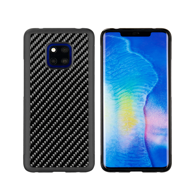 Real Carbon Fiber Case For Huawei Mate 20