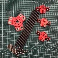Kossel xl magnético effector + transporte tubo de carbono diagonal push rods kit para diy delta kossel impressora 3d|magnetic effector|effector magnetic|diagonal push rod -