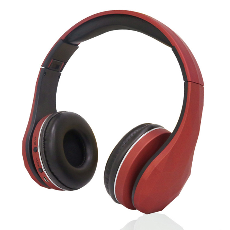 K6 stéréo basse écouteurs Bluetooth sans fil casque musique casque FM Support carte SD avec micro pour Xiaomi iPhone Samsung tablette