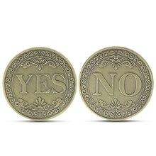 Да или нет памятные монеты Цветочные да нет буквы монеты классические фокусы игрушки
