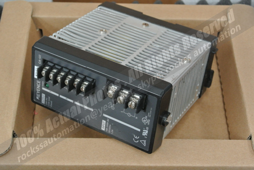 CA-U2 Used Good In Condition With Free DHL / EMS dhl ems new nemicon encoder hes 02 2d good in condition for industry use a1