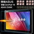 Dureza 9 H à prova de explosão de vidro temperado Film para ASUS ZenPad 10 Z300C por frete grátis