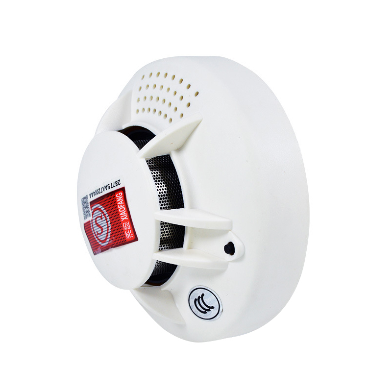 Smoke Detector Fire Alarm Sensitive Stable Independent Alarm Smoke Detector Home Security Wireless Alarm Sensor Fire Equipment