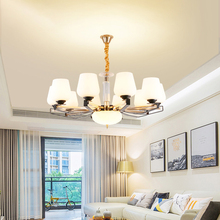 Nordic lighting modern minimalist creative home personality room chandelier living lamp bedroom