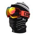 Balaclava Rosto Máscara Cachecol de Inverno Térmica À Prova de Vento Snowboard Motocicleta Bicicleta Ao Ar Livre Ciclismo Meio Máscara Facial Do Crânio da Máscara de Esqui
