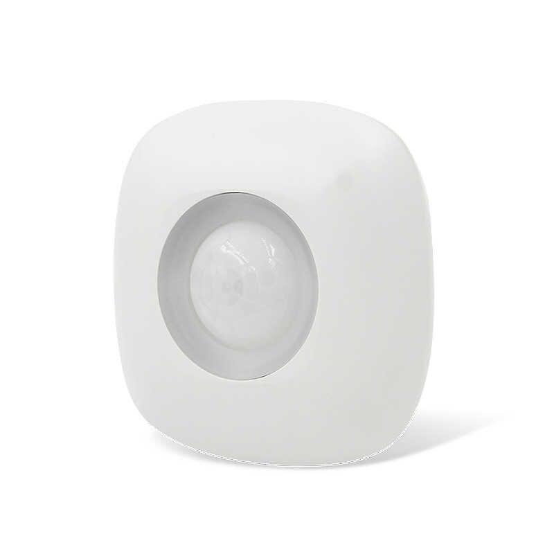 Spetu Z-Wave Movement Sensor Motion Detector Sensor Alarm Zwave Z wave Wireless PIR Motion Sensor Smart Home Automation