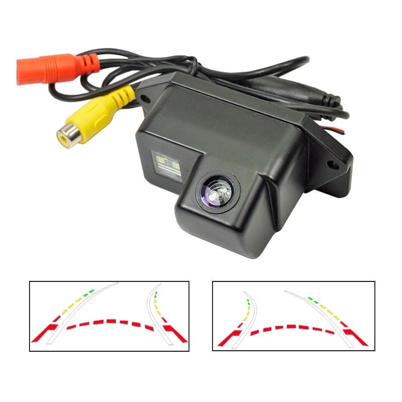 CCD HD Car Rear View Reverse Camera For Or Mitsubishi Lancer LancerEX Dynamic Trace Parking Back Camera