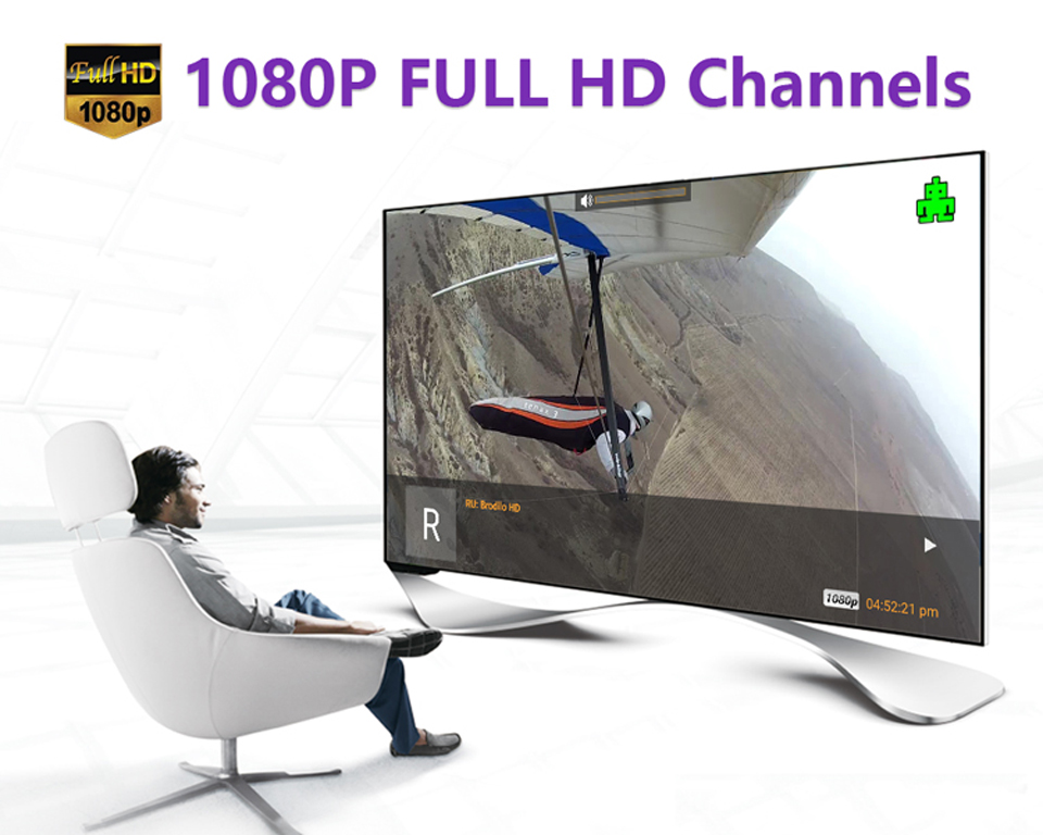 X98Pro Box with 1 Year SUBTV Arabic French FULL HD 4K IPTV Subscription 3G 32G Android TV Box S912 Portuguese IPTV Subscription  (1)