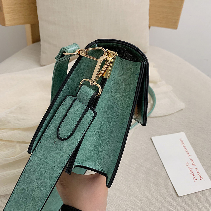 Women 39 s Designer Luxury Handbag 2019 Fashion New High quality PU Leather Women Handbags Crocodile pattern Shoulder Messenger Bag in Shoulder Bags from Luggage amp Bags