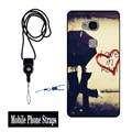 Hot 2016 New 1pcs Telephone Neck Straps Fashion Universal Detachable Lanyard For MEIZU phone lanyard neck strap For Keys With
