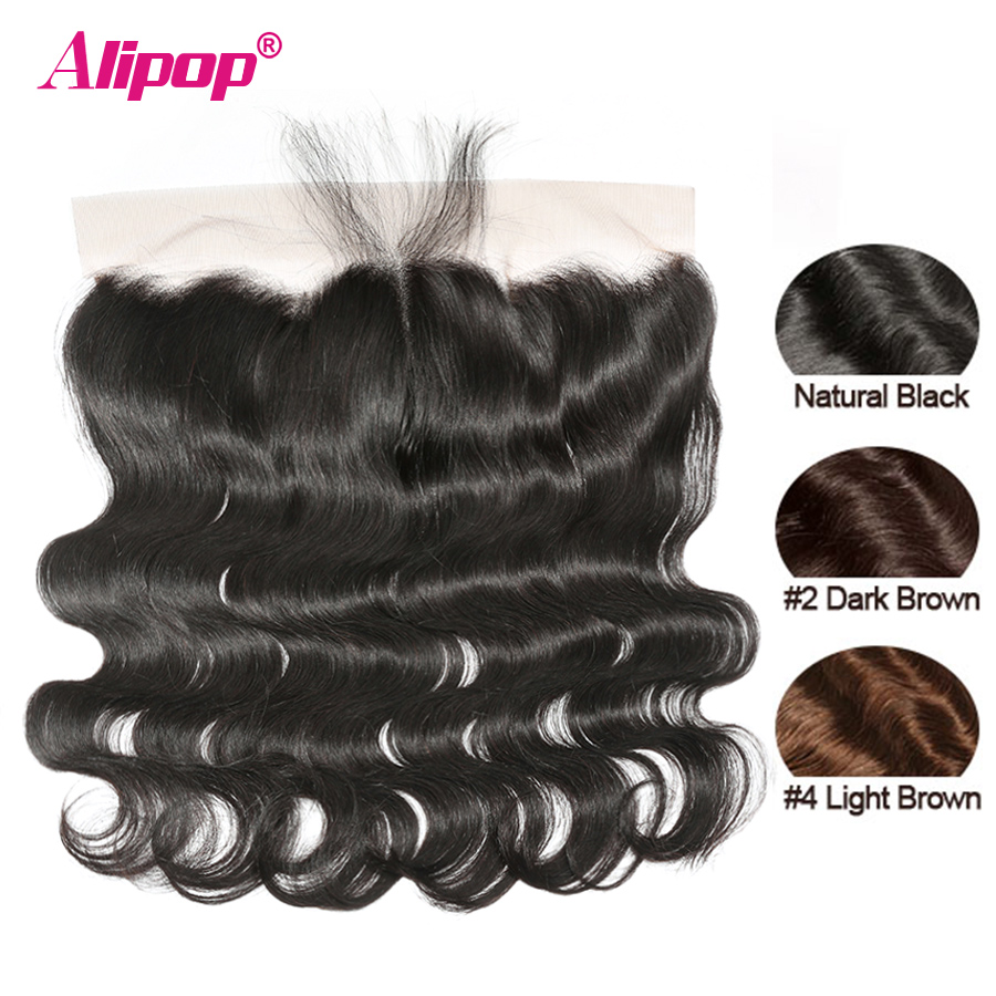 Body-Wave-Lace-Frontal-10-24-Inches-Brazilian-Remy-Human-Hair-13x4-Lace-Frontal-PrePlucked-Frontal-With-Baby-Hair-ALIPOP